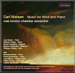 NLCE Carl Nielsen CD