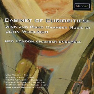 NLCE Cabinet of Curiosities John Woolrich CD